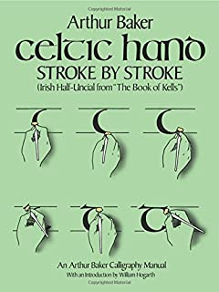 Best irish calligraphy alphabet Reviews