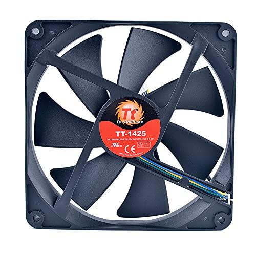 HA1425L12SB-Z 14025 14mm fan 140x140x25mm 12V 0.22A quiet power CPU cooling fan