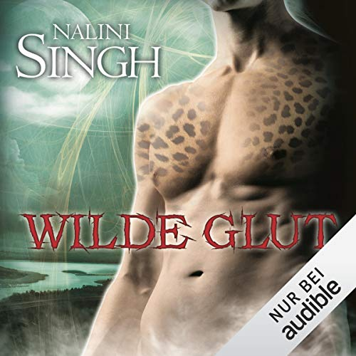 Wilde Glut audiobook cover art