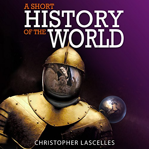 A Short History of the World audiobook cover art