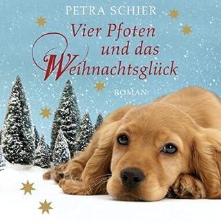 Vier Pfoten und das Weihnachtsglück Titelbild