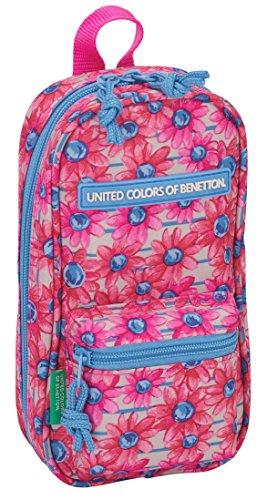 Tasche mit 4 Etuis Benetton