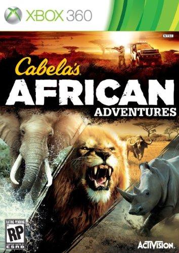 Cabela's African Adventures - Xbox 360