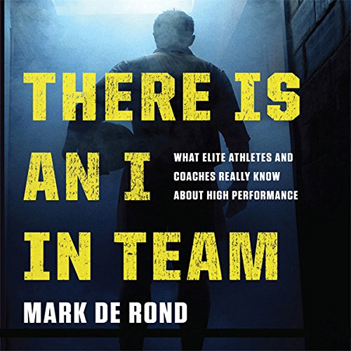 There Is an I in Team audiobook cover art
