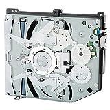 Cerlingwee DVD-Laufwerk, korrosionsbeständiger, hochwertiger Ersatz-DVD-Treiber, kompakt verschleißfest für die Spielekonsole