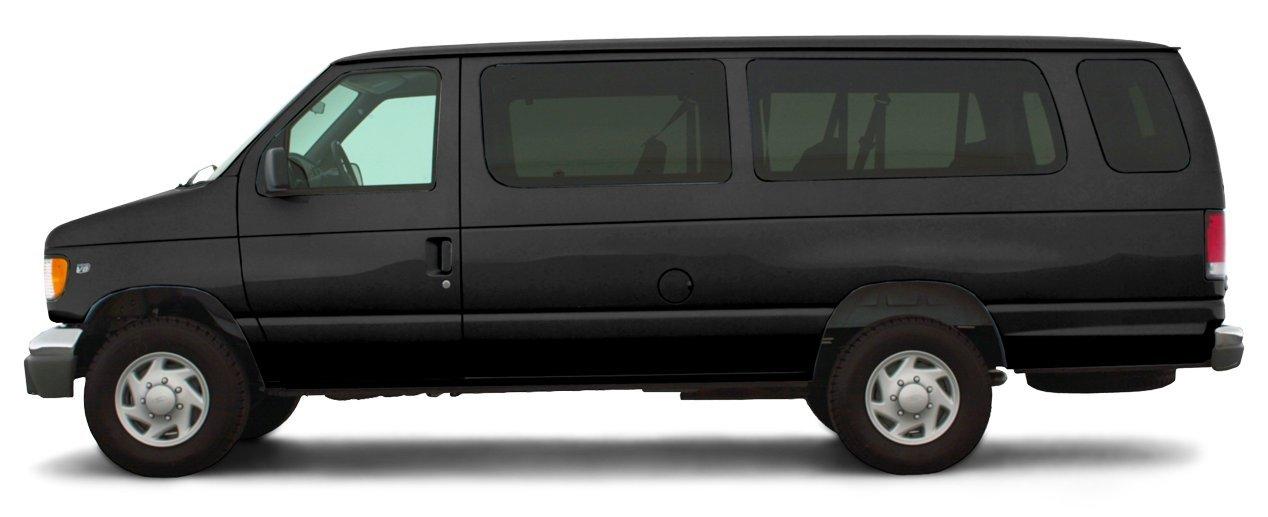 2002 Ford E-150 Econoline Club Wagon