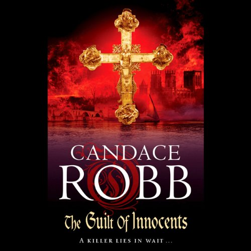 The Guilt of Innocents audiobook cover art