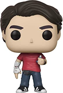 Funko Pop Movies: IT-Eddie with Broken Arm Collectible Figure, Multicolor