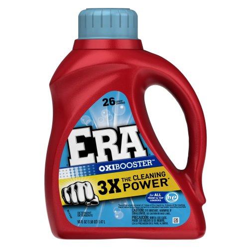 Best era laundry detergent liquid 50 oz for 2021