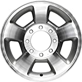 Partsynergy Replacement For New Aluminum Alloy Wheel Rim 17 Inch Fits 03-09 Dodge Ram 2500 3500 Pickup Power Wagon 5 Spokes