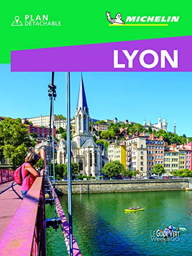 Guide Vert Week&GO Lyon Michelin
