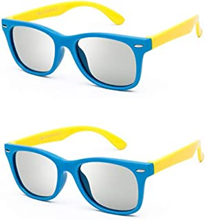 AoHeng Kids 3D Glasses for Movies/Theater/Cinema(IMAX)2Pack