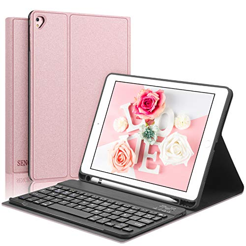 Funda con Teclado per iPad 10.2 con Touchpad