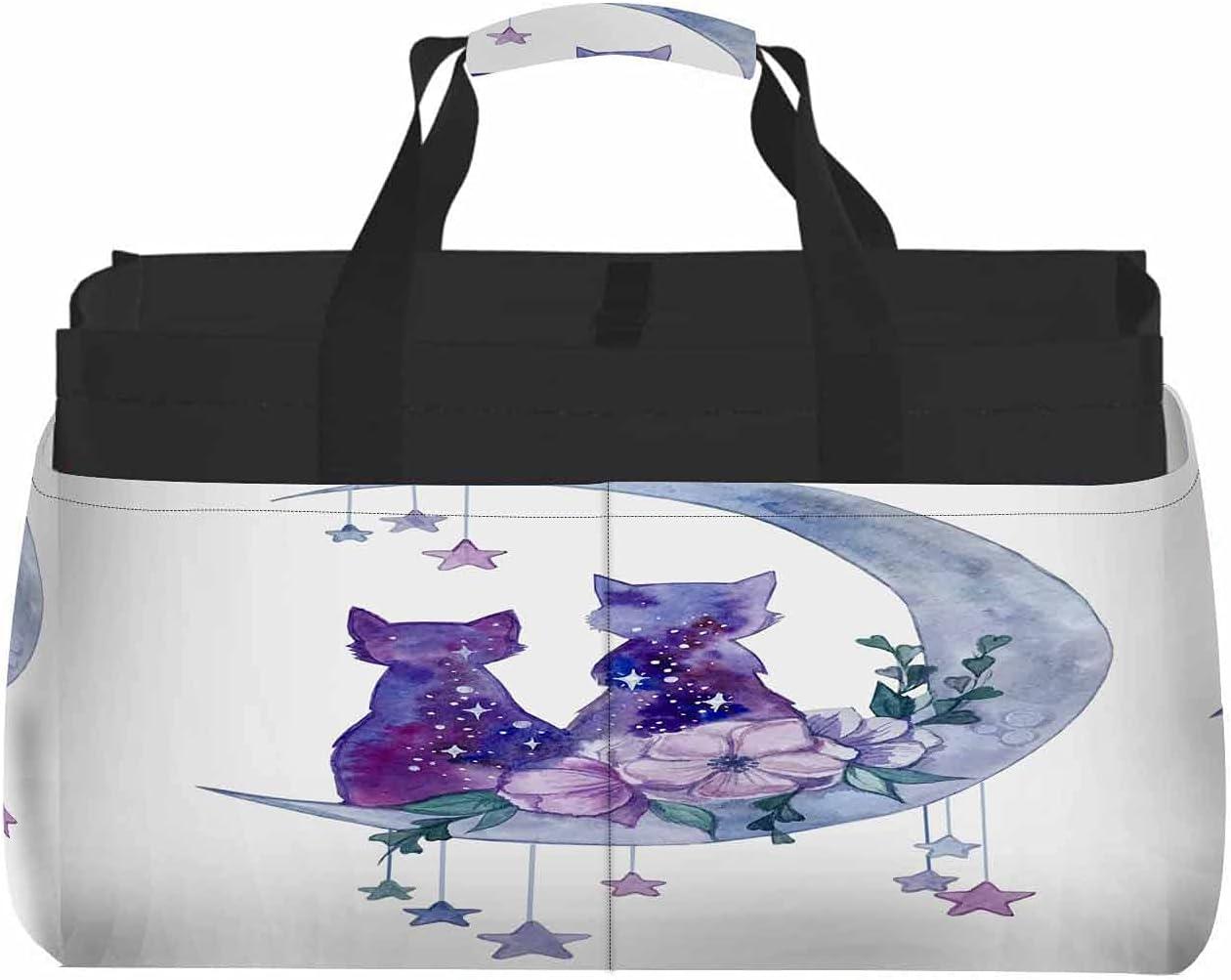 Nicokee Large Capacity Portable Storage Cat Bag Award Super popular specialty store Couple Honeymoon