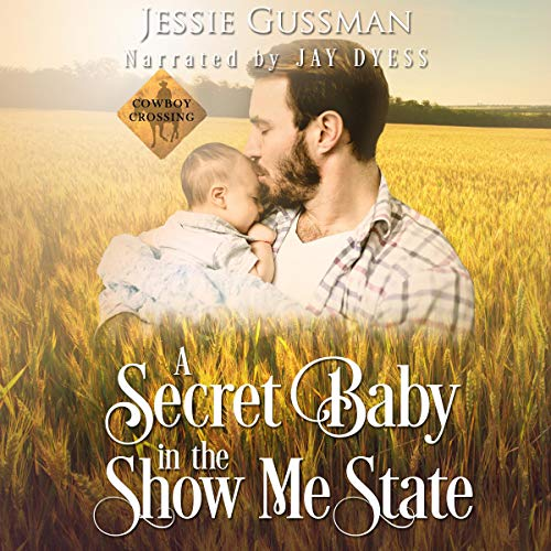 A Secret Baby in the Show Me State cover art