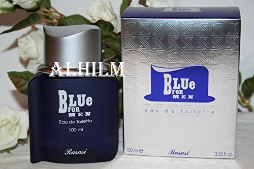 Blue For Men 100ml EDT Rasasi Men by Rasasi