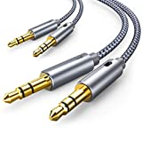 2 Pack AUX Cable, Oldboytech...