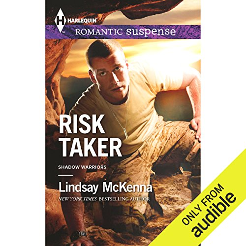 Risk Taker audiobook cover art