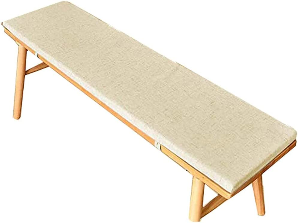 Indoor Outdoor Bench Cushion with Tie Industry No. 1 Pad Credence Seat Soft Settee Patio
