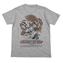 カウボーイビバップ カウボーイビバップ Tシャツ ポスターアートVer. ヘザーグレー Lサイズ