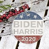 Lplpol Ornamento electoral democrático Camgain 2020. Ornamento Kamala Harris Presidente 2020 Election votación ornamento