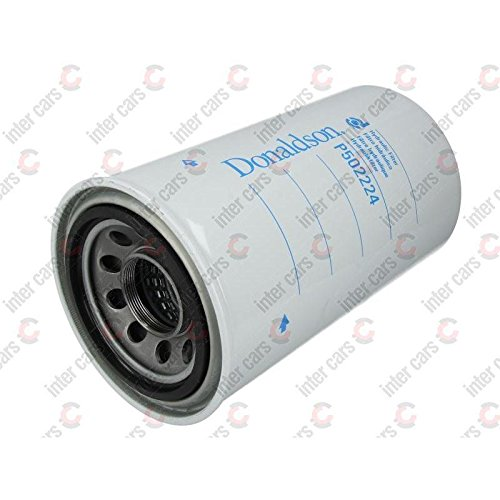 Donaldson P502224 Filtre hydraulique à visser Diamètre 135,89 mm Longueur 243,08 mm