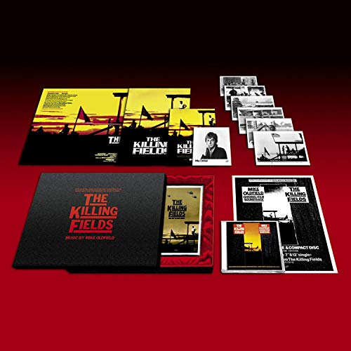 The Killing Fields (Limited box set w/ numbered certificate, lobbycards, A3 poster, press pack, German press book & promo photos)