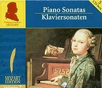 Klaviersonaten: Piano Sonatas, Vol. 7, Mozart Edition by W.A. Mozart (2006-06-06)