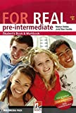 For Real Pre-Intermediate Student's Book & Workbook Multimedia Pack ( CEF A1 - A2 )