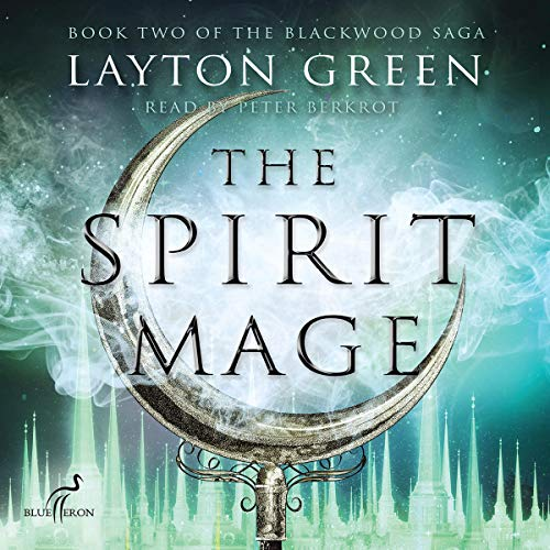 Page de couverture de The Spirit Mage
