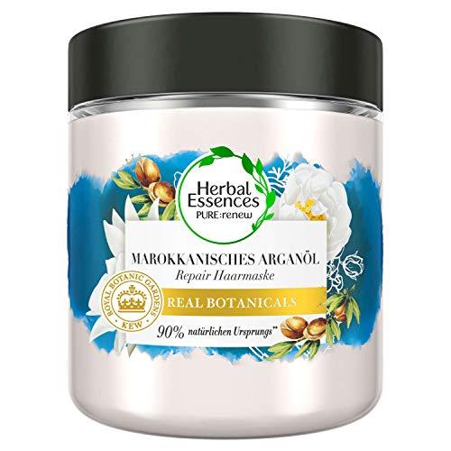 Herbal Essences Pure, Maschera Olio di Argan...