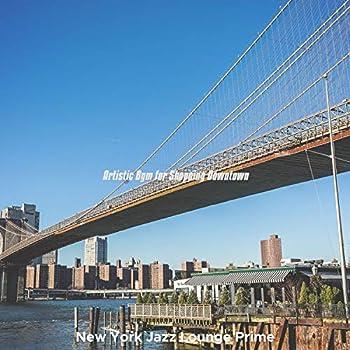 Bright Solo Piano Jazz - Vibe for Manhattan
