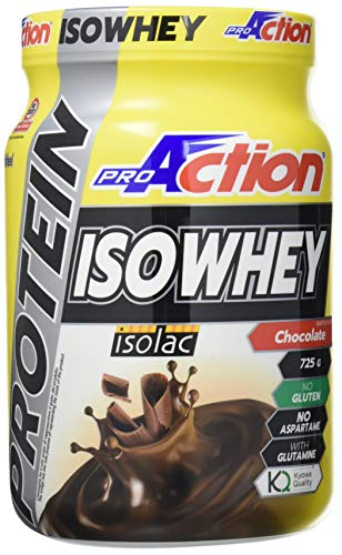 ProAction Protein Iso Whey - Barattolo da 725 g (Cioccolato)