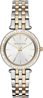 Michael Kors Women's Two-Tone Stainless Steel Mini Darci Watch
