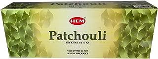 Hem Incense-Patchouli, 120 Sitcks