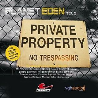Planet Eden 5 Titelbild