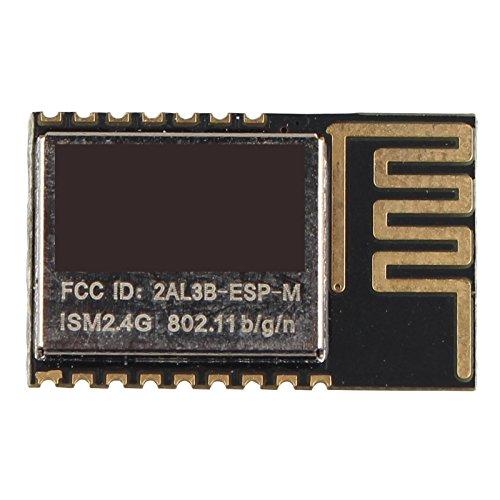 HALJIA Mini esp-m2 esp8285 serie transmisión inalámbrica Wifi ESP8266 módulo de Control – Compatible con ESP8266