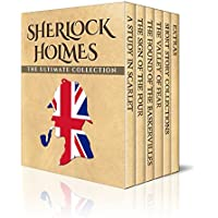 Sherlock Holmes The Ultimate Collection (Illustrated / Kindle Edition)
