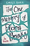 The One Memory of Flora Banks (English Edition)