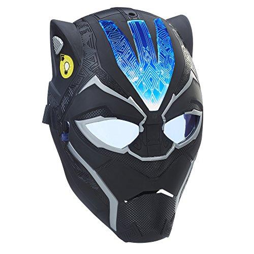 Hasbro Marvel Avengers Black Panther Maschera Deluxe, E0866EU4