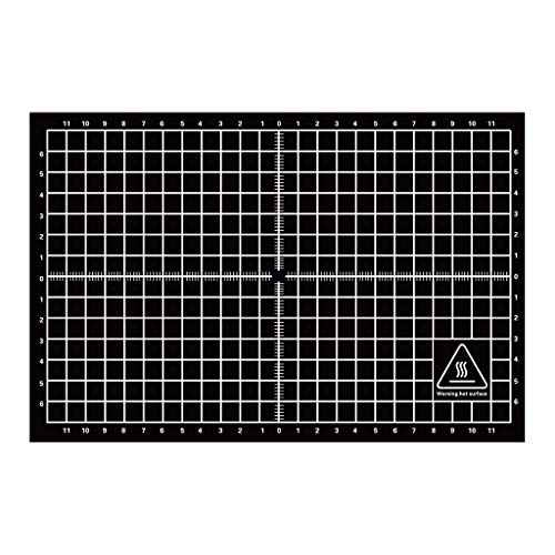 B Blesiya 300 Mm X 200 Mm Heatbed Hot 3D Druck Build Surface Platform Stick für MK2A