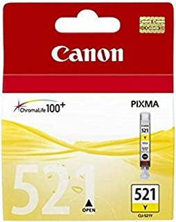 Canon CLI521Y Yellow