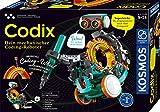 Kosmos- Codix-Dein mechanischer Coding-Roboter Juguete Robot, Color Caja de experimentos (620646)