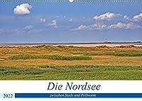 Die Nordsee zwischen Stade und Pellworm (Wandkalender 2022 DIN A2 quer): Ankommen, durchatmen, wohlfuehlen - Urlaub an der Nordsee entspannt Geist und Seele (Monatskalender, 14 Seiten )