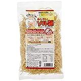 中野産業 みじかいソル麺 200g ×3袋