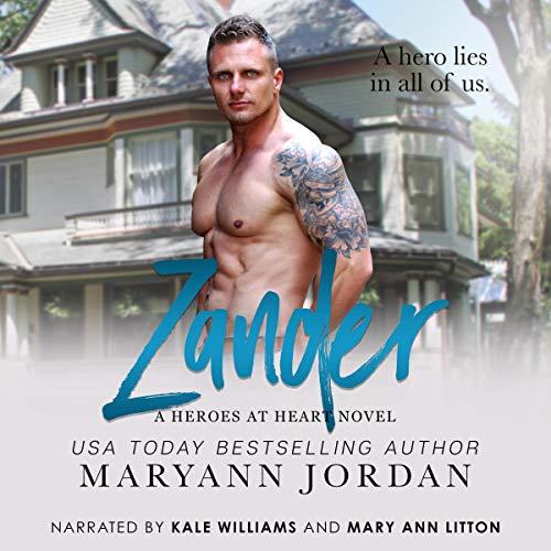 Zander: Heroes at Heart cover art