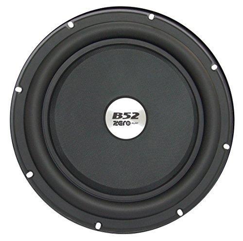 B52CarAudio Zero-Flat CAR SUBWOOFER 450 Watts 10 Inch