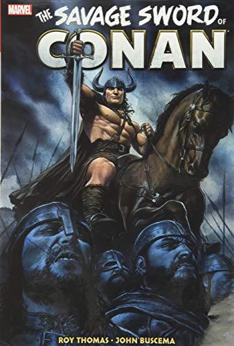 Savage Sword of Conan: The Original Marvel Years Omnibus Vol. 4