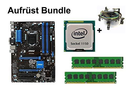 Aufrüst Bundle - MSI Z97 PC Mate + Pentium G3260 + 8GB RAM #115691