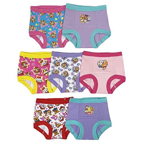 Nickelodeon Toddler Girls' Paw Patrol Training Pants, Paw7 3T